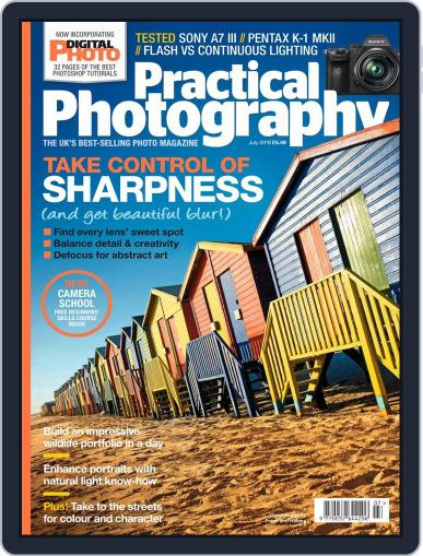 Practical Photography: Lite (Digital) July 1st, 2018 Issue Cover