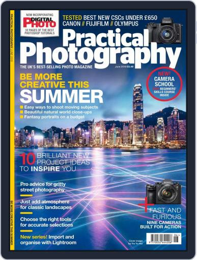 Practical Photography: Lite (Digital) June 1st, 2018 Issue Cover
