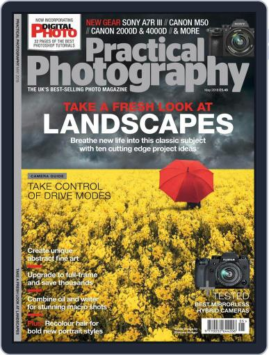 Practical Photography: Lite (Digital) May 1st, 2018 Issue Cover