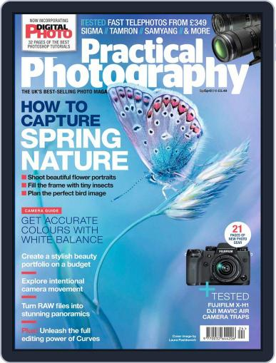 Practical Photography: Lite (Digital) April 2nd, 2018 Issue Cover