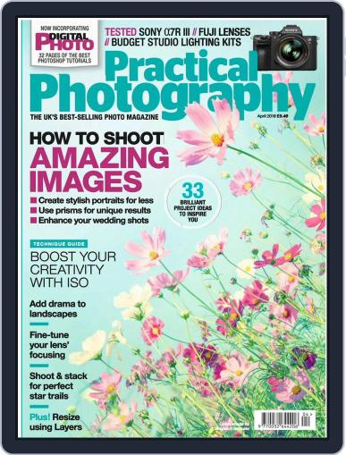 Practical Photography: Lite (Digital) April 1st, 2018 Issue Cover