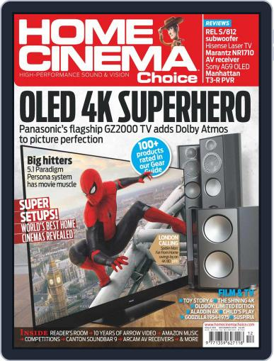 Home Cinema Choice (Digital) December 1st, 2019 Issue Cover