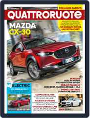 Quattroruote (Digital) Subscription October 1st, 2019 Issue
