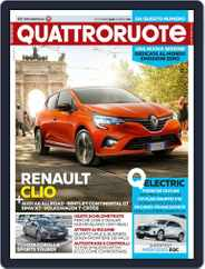 Quattroruote (Digital) Subscription September 1st, 2019 Issue