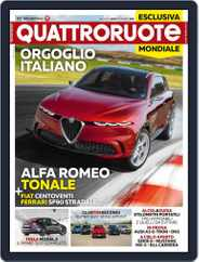 Quattroruote (Digital) Subscription August 1st, 2019 Issue