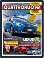 Quattroruote (Digital) Subscription April 1st, 2019 Issue