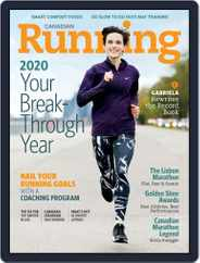Canadian Running (Digital) Subscription January 1st, 2020 Issue
