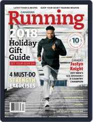 Canadian Running (Digital) Subscription November 1st, 2018 Issue