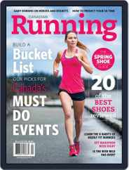 Canadian Running (Digital) Subscription March 1st, 2018 Issue