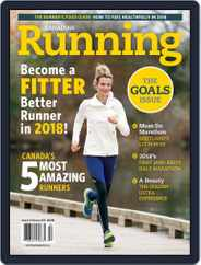Canadian Running (Digital) Subscription January 1st, 2018 Issue