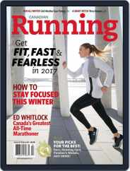 Canadian Running (Digital) Subscription January 1st, 2017 Issue