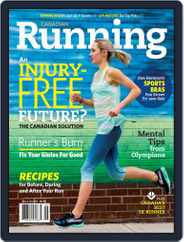 Canadian Running (Digital) Subscription April 15th, 2016 Issue
