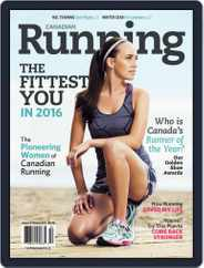 Canadian Running (Digital) Subscription February 11th, 2016 Issue