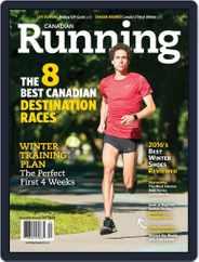Canadian Running (Digital) Subscription October 14th, 2015 Issue