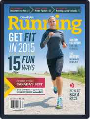 Canadian Running (Digital) Subscription January 29th, 2015 Issue