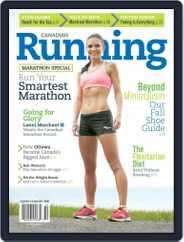 Canadian Running (Digital) Subscription October 7th, 2013 Issue