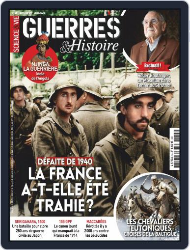 Guerres & Histoires (Digital) June 1st, 2020 Issue Cover