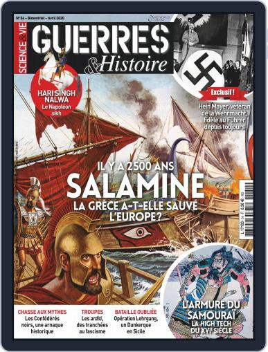 Guerres & Histoires (Digital) April 1st, 2020 Issue Cover