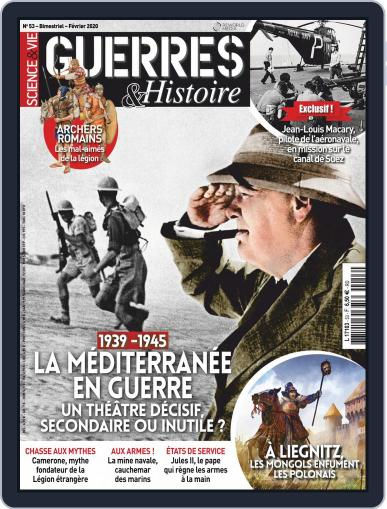 Guerres & Histoires (Digital) February 1st, 2020 Issue Cover