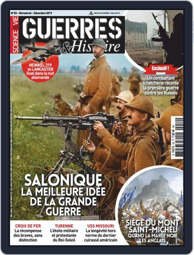 Guerres & Histoires (Digital) December 1st, 2019 Issue Cover