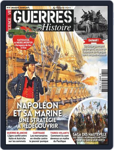 Guerres & Histoires (Digital) October 1st, 2019 Issue Cover