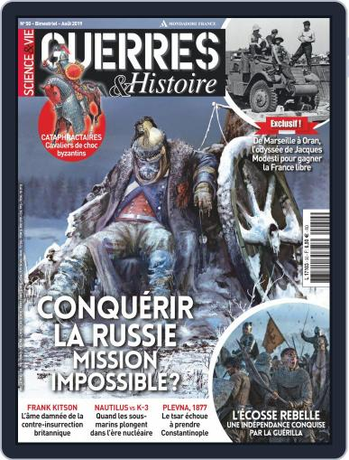 Guerres & Histoires (Digital) August 1st, 2019 Issue Cover
