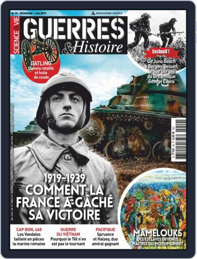 Guerres & Histoires (Digital) June 1st, 2019 Issue Cover