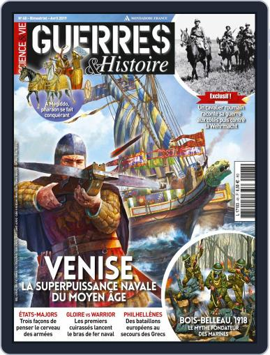 Guerres & Histoires (Digital) April 1st, 2019 Issue Cover