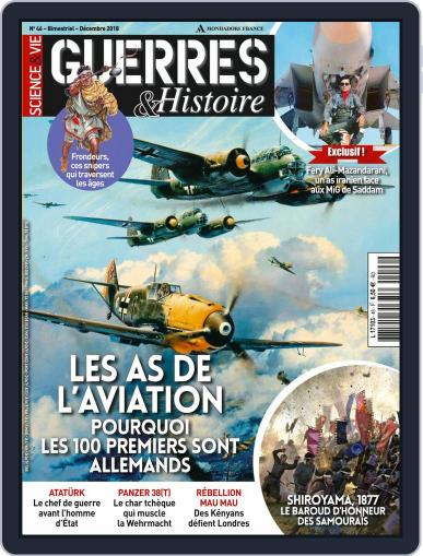 Guerres & Histoires (Digital) December 1st, 2018 Issue Cover