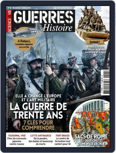 Guerres & Histoires (Digital) October 1st, 2018 Issue Cover
