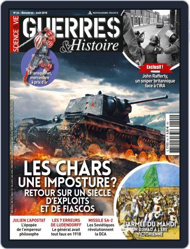 Guerres & Histoires (Digital) August 1st, 2018 Issue Cover