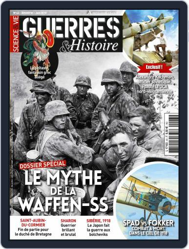 Guerres & Histoires (Digital) June 1st, 2018 Issue Cover