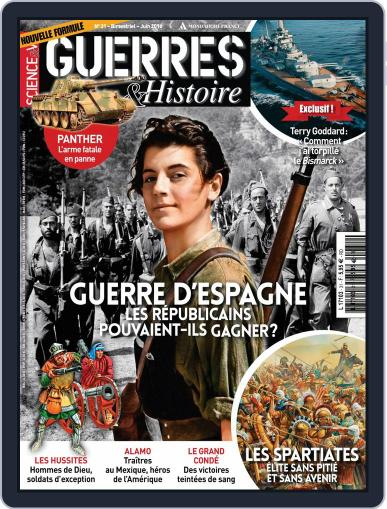 Guerres & Histoires (Digital) June 10th, 2016 Issue Cover