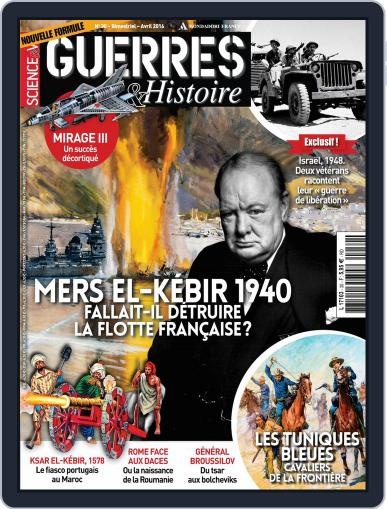 Guerres & Histoires (Digital) April 8th, 2016 Issue Cover