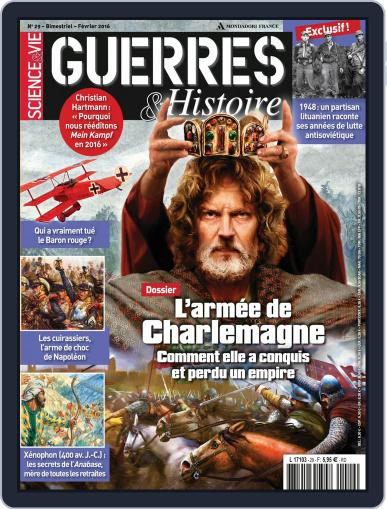 Guerres & Histoires (Digital) February 10th, 2016 Issue Cover
