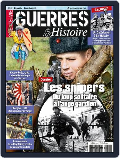 Guerres & Histoires (Digital) December 4th, 2015 Issue Cover