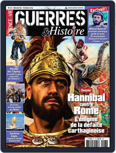 Guerres & Histoires (Digital) October 8th, 2015 Issue Cover