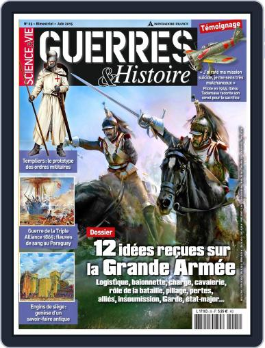 Guerres & Histoires (Digital) June 5th, 2015 Issue Cover