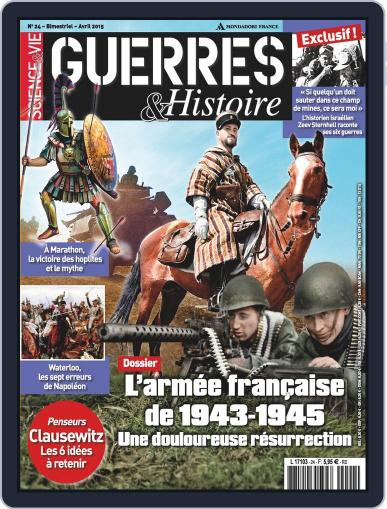 Guerres & Histoires (Digital) April 2nd, 2015 Issue Cover