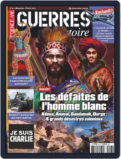 Guerres & Histoires (Digital) February 12th, 2015 Issue Cover