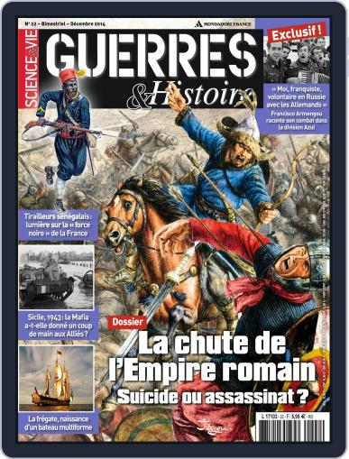 Guerres & Histoires (Digital) December 1st, 2014 Issue Cover
