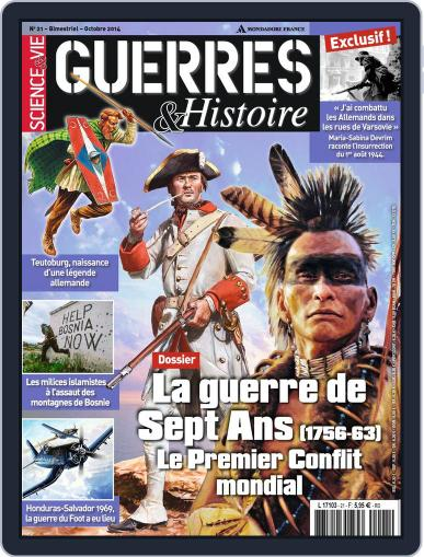 Guerres & Histoires (Digital) October 9th, 2014 Issue Cover