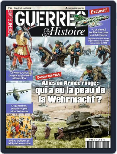 Guerres & Histoires (Digital) August 7th, 2014 Issue Cover