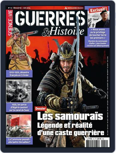 Guerres & Histoires (Digital) June 5th, 2014 Issue Cover