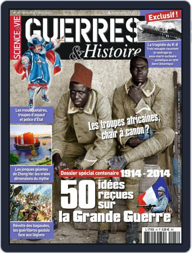 Guerres & Histoires (Digital) April 3rd, 2014 Issue Cover