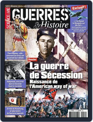 Guerres & Histoires (Digital) February 1st, 2014 Issue Cover