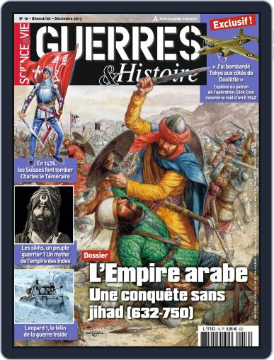 Guerres & Histoires (Digital) December 12th, 2013 Issue Cover