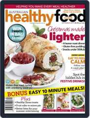 Healthy Food Guide (Digital) Subscription December 1st, 2015 Issue