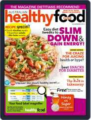 Healthy Food Guide (Digital) Subscription October 26th, 2014 Issue