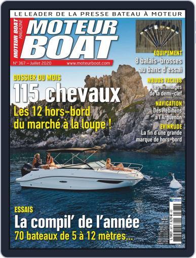 Moteur Boat June 8th, 2020 Digital Back Issue Cover
